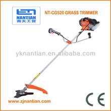 Gasoline long pole grass trimmer CG520 brush cutter