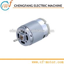 Micromoteur à courant continu, 6v dc moteur électrique, pompe à air rs-380a moteur à courant continu