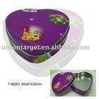 Christmas Tin can T-42001