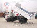 El vehículo volcado/camiones, nissan ud camión lhd( mano izquierda unidad)