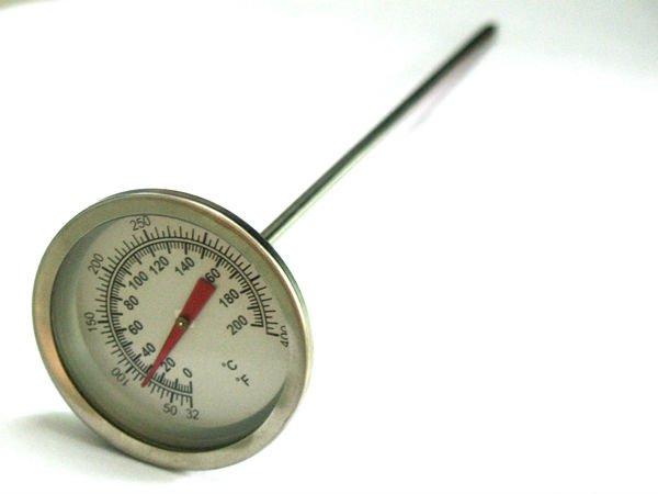 Term metro de cocina instrumentos de temperatura for Termometro cocina profesional