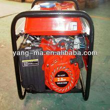 Air cooled 4 stroke petrol gas MAX4500W 4KW 4000W small portable gasoline generator