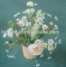 artificial flower,bonsai