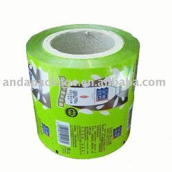 food plastic film roll