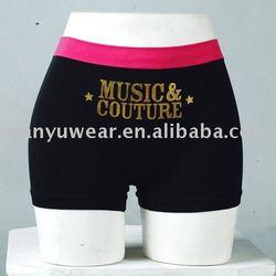 seamless yong girl underwear boy short panty