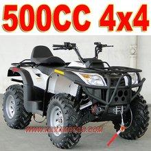 Motorcycle 4x4 500cc