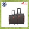 new design PU leather Boarding bags pilot bag