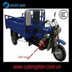 three wheel motor tricycle with water-cooled
