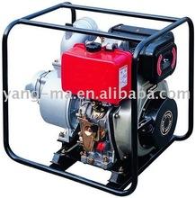 50KB-2,4 stroke manual low pressure 2inch diesel self-priming centrifugal water pump