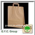 Biodegradable para botella de plástico bolsa de envasado de alimentos