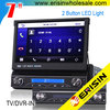Erisin ES768 1 Din Digital Touchscreen Car TV Radio DVD GPS USB RDS CD