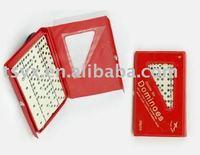 dominoe chips ,double six domino