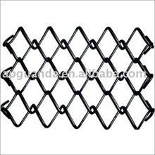 canton fair diamond wire mesh/chian link fence