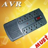 AC 500VA Car Automatic Voltage Stabilizer