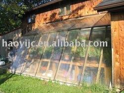 hollow pc sheet sun sheet