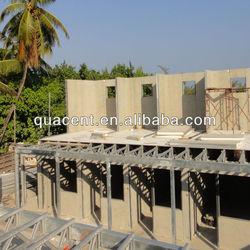 Fiber Cement SIPs Prefab House