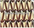 cinta transportadora de panadería de la industria de alimentos y la resistencia de alta temperatura
