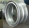 demountable steel wheel
