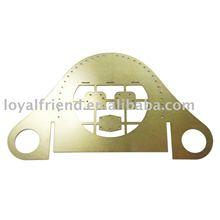 Precision Hobby Panel Metal parts