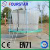 small trampoline and mini trampoline