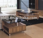 glass coffee table/tea table