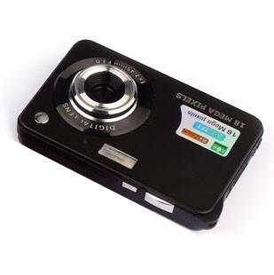 "Max 18MP 2.7"" TFT LCD Slim Digital Camera ( DC-189)"