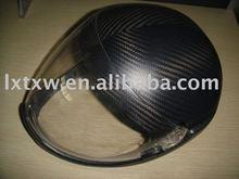 carbon fiber full face helmet