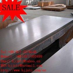 Gr12 titanium plate