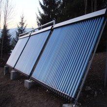 Solar collector panel