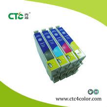 chipped inkjet cartridge compatible REPLACE Epson T0441 - T0444 T0445 compatible for EPSON stylus C66 C84 CX3600 CX3650 printer