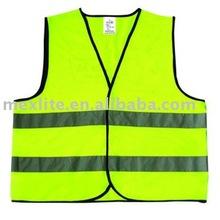 Reflective safety vest with EN471 standard