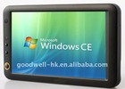 """Touch screen Mini 7"""" Windows CE Tablet PC"""