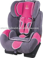ES02 Secure Baby Safety Car Seat Conform To ECE R44.04 For 9-36kgs Child