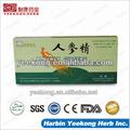 Ginseng : de alimentos saludables extracto de Ginseng
