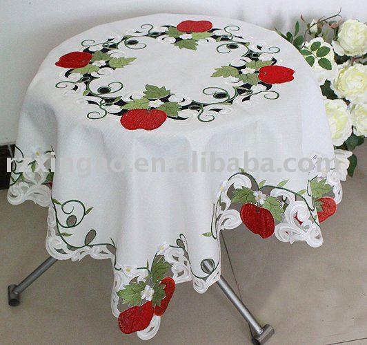 Ver manteles bordados imagui - Manteles de mesa bordados ...