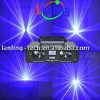 300mW 445nm blue double laser disco light
