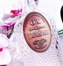 King of Diamond X.O Bottle Tag