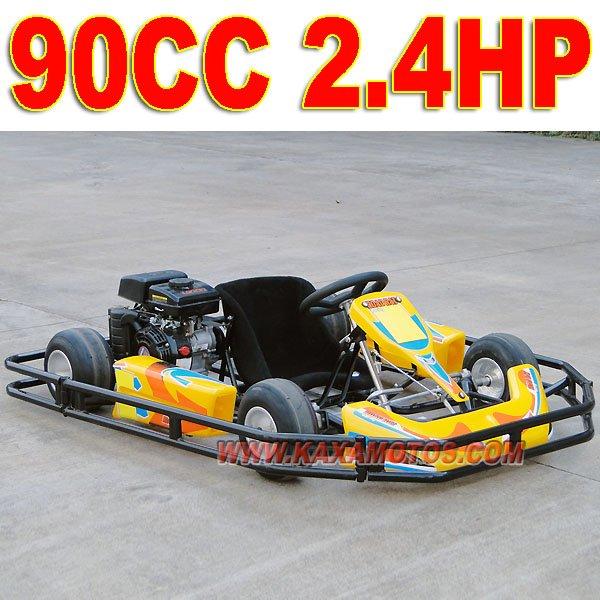 2.4HP 90cc Mini Go Kart, View Mini Go Kart, KAXA MOTOS