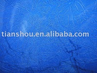 Sea bule Synthetic Leather
