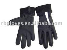 Thin Leather Warm Keeping Glove