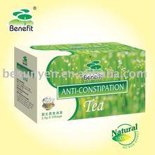 organic green tea herbal slimming product