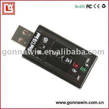 USB Sound Card 7.1/Creative Sound Card