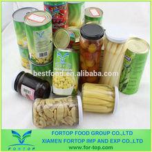 de la marca fortop en conserva de frutas vegetales enlatados alimentos enlatados