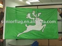 cartoon flag, logo flag