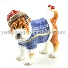 dog decoration with pet clothes