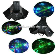 stage led laser light projector laser show system