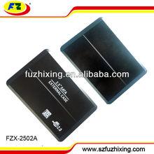 "USB 2.0 Laptop 2.5"" SATA external hard disk case"