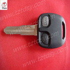 TD 2 button remote control key for Mitsubishi