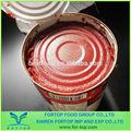 Konserve ketçap konserve domates salçası brix 28-30