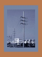 (Electric power)steel pole